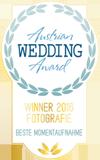 Auszeichnung, Hochzeitsfotograf, Hochzeit, Austrian Wedding Award