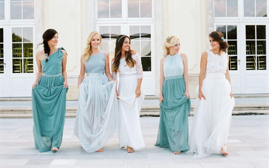 5 Tipps für Brautjungfernkleider
