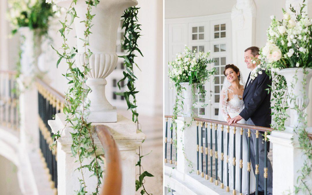 Sommerliche Hochzeit in Wien