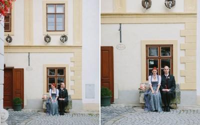 Hochzeit Bettina und Michael in Rust