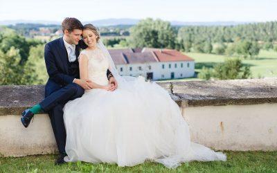 Romantisch heiraten auf Schloss Ernegg