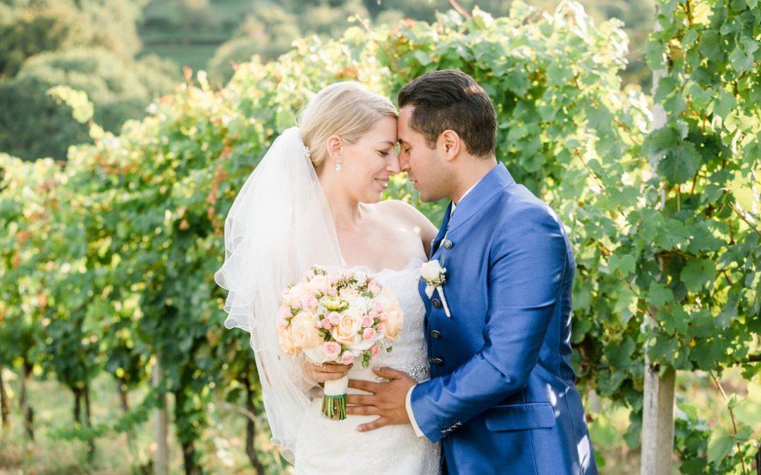 Heiraten mit traumhaften Blick über Wien