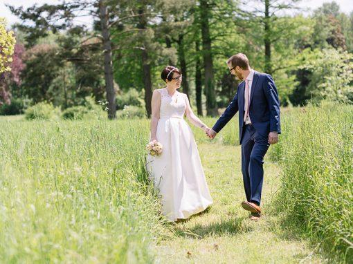 Als Hochzeitsfotograf im Schloss Eckardsau
