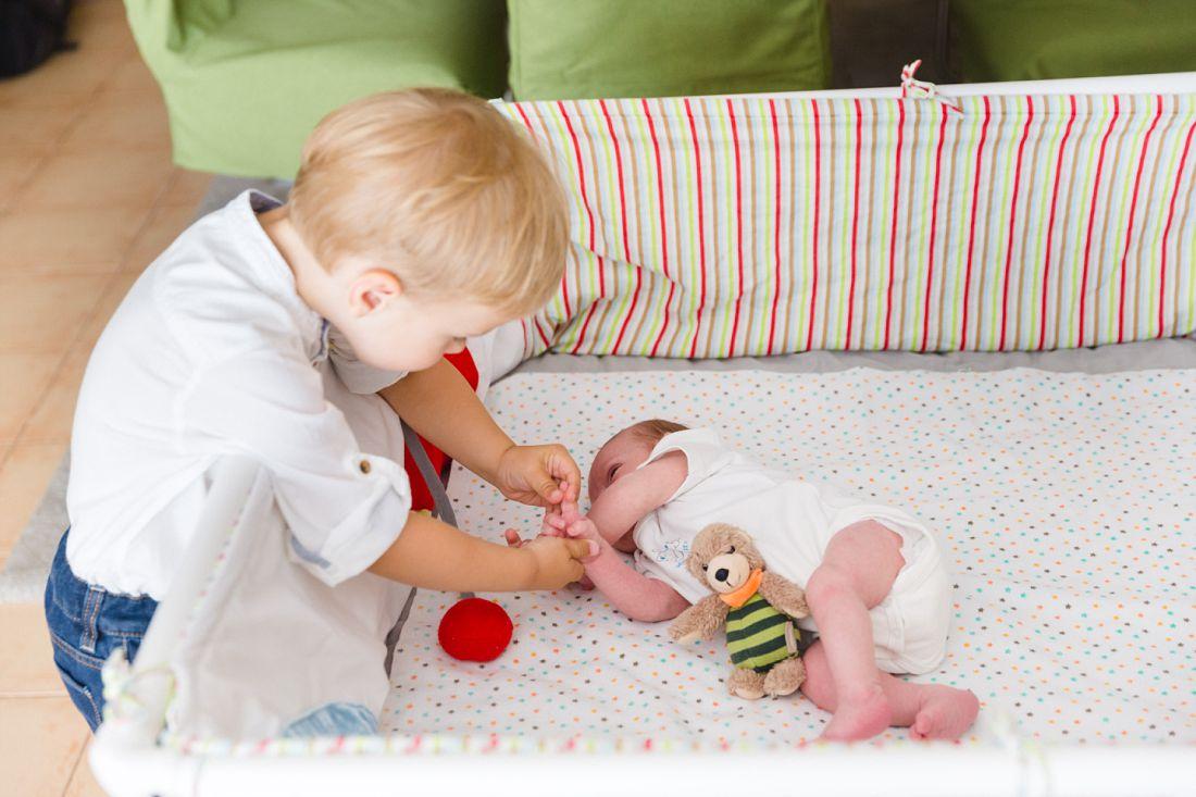 Tipps für Baby erste Homestory.