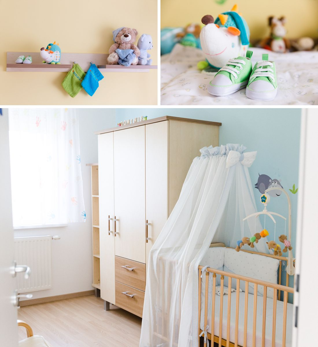 Babyzimmer, Inspiration und Tipps für Babys erste Homestory.