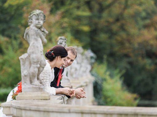 Hochzeit im Schloss Laudon – Wien
