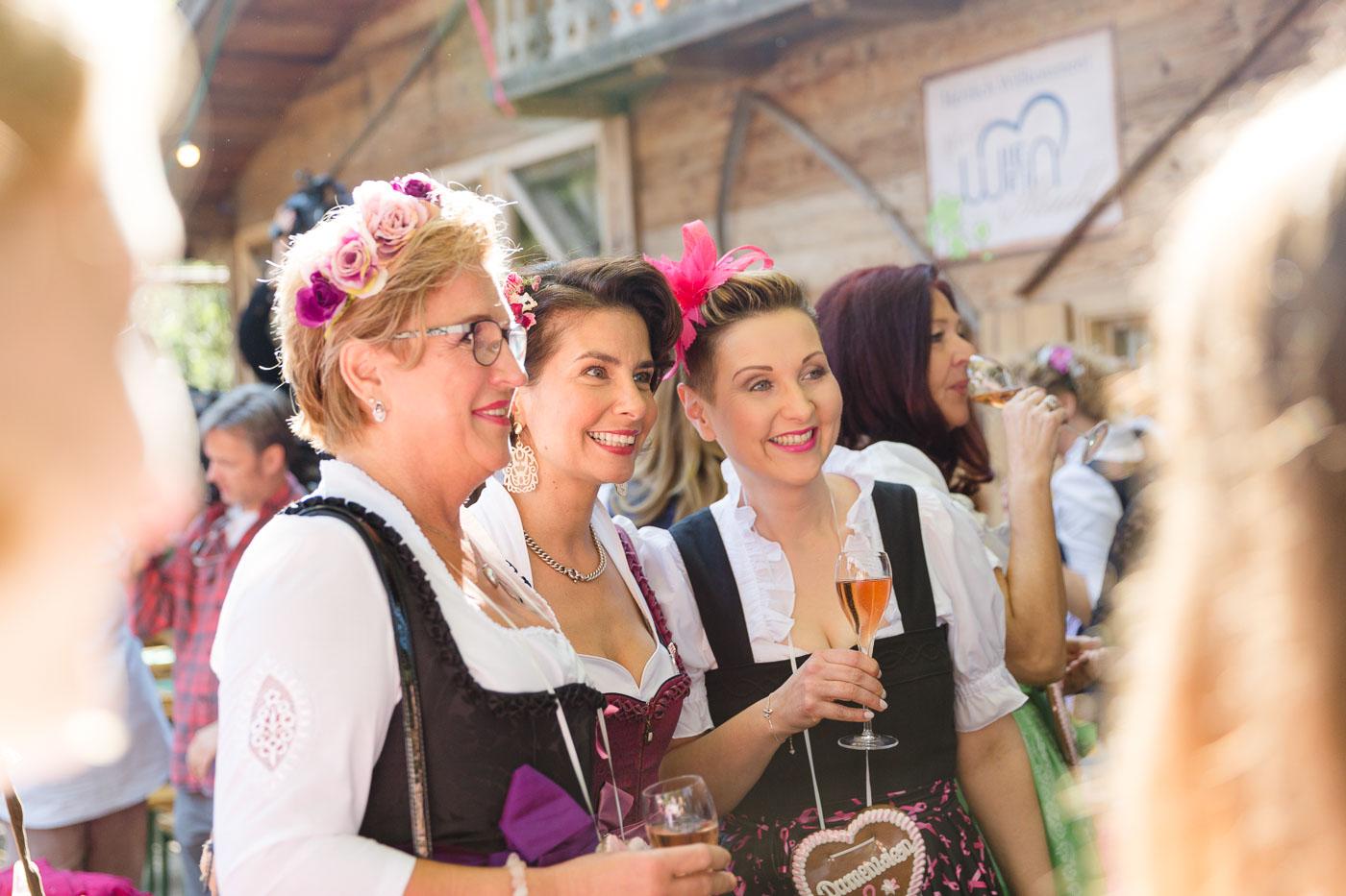 Bogumilla Österreicher, Sonja Kato, Claudia's Cancer Challenge