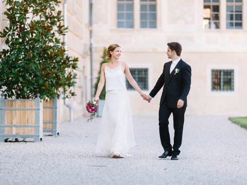 Hochzeit im Schloss Walpersdorf