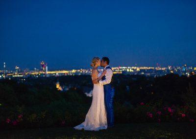 Hochzeit am Reisenberg Wien